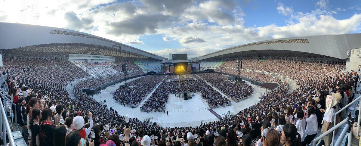 RT @bts_bighit: [#오늘의방탄] Hello, Osaka! 우리는 함께 할 때 행복합니다🥰 오사🚙💨💨부릉 부릉 부릉💨💨 #오사카1회차공연 https://t.co/lVNRG70vxi