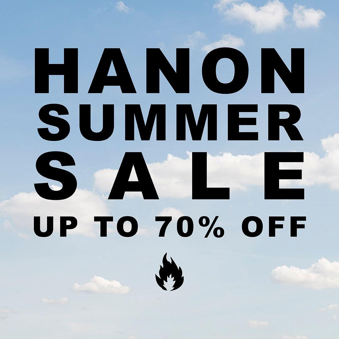 HANON on Twitter: