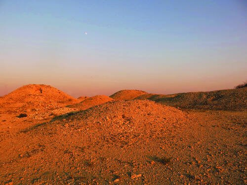 With the inscription of Dilmun Burial Mounds in Bahrain (built between 2050 and 1750 BCE), we have now reached 1100 sites inscribed on the World Heritage List. Congratulations! Photo: Melanie Münzner © Think Heritage @UNESCO #43WHC #WorldHeritage @kldep @miljodir