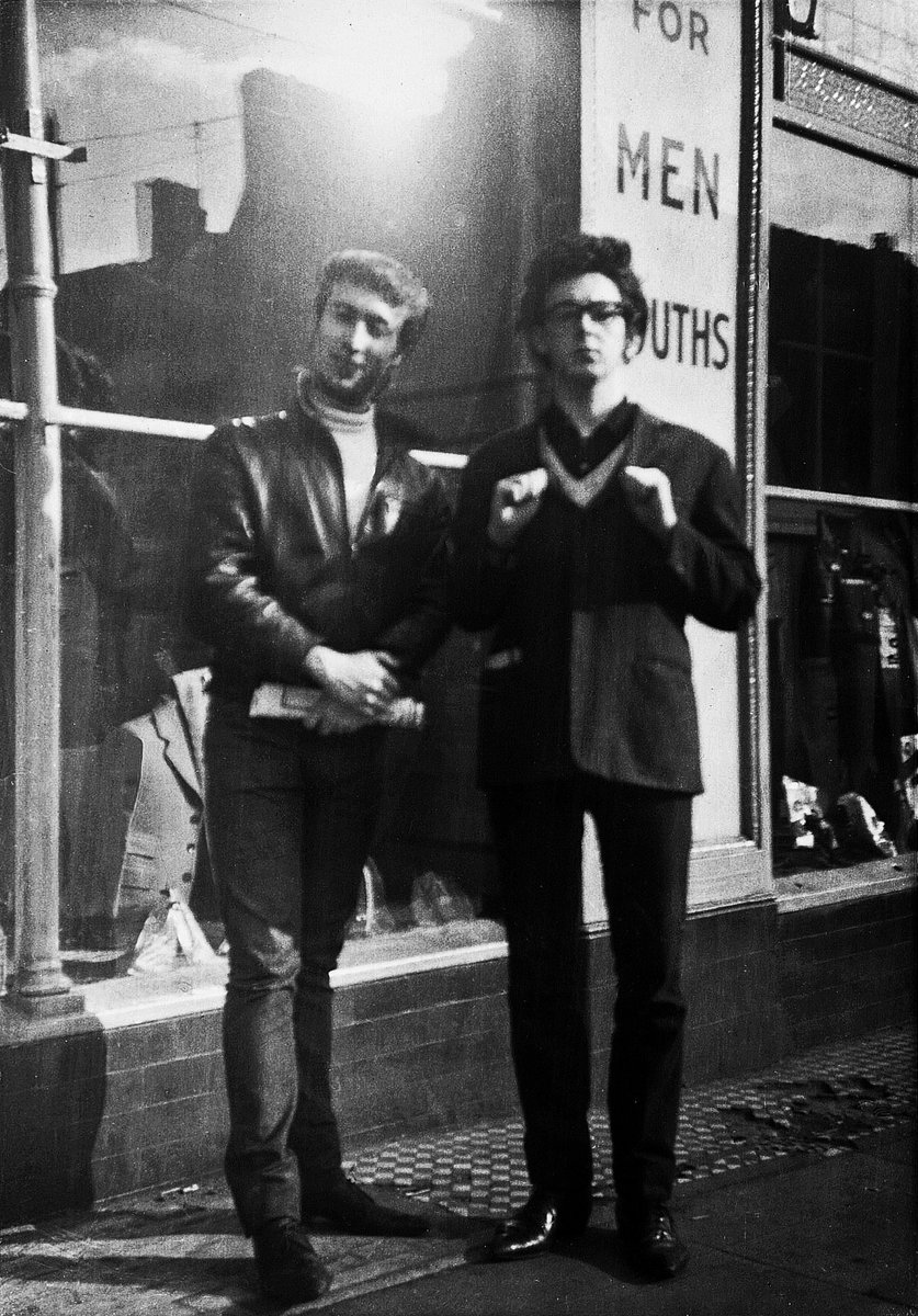 It always feels right when July 6 is a Saturday. 1957 isn't just a long time ago, it seems now like another planet, but it was 62 years ago today in Liverpool that Lennon met McCartney. Boys of nearly 17 and just turned 15, to whose talent and daring endeavour we owe so much. https://t.co/GudOAERpk9