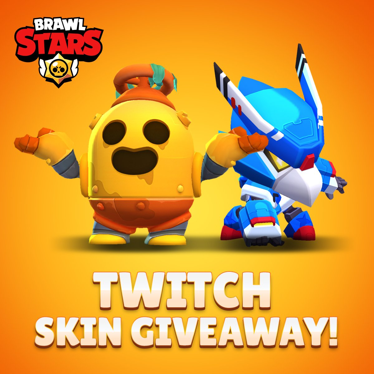 Brawl Stars On Twitter 32 Streamers Are Giving Away 1 Robo
