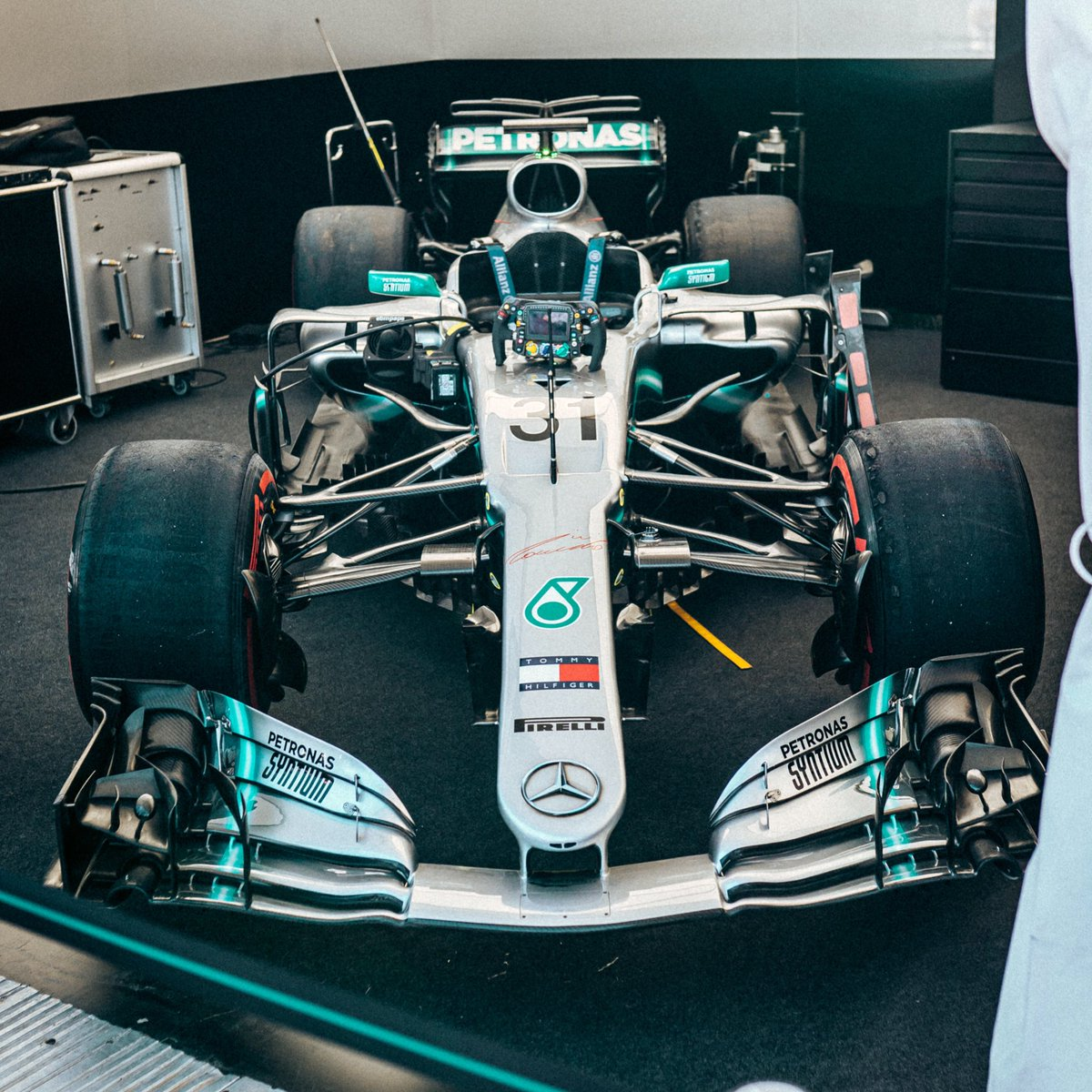 Mercedes-AMG F1 on Twitter:
