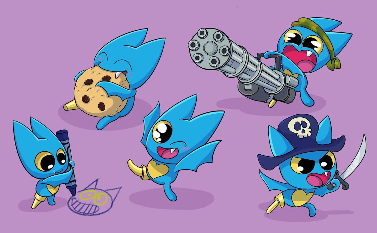 Scott Forester On Twitter Adorabat Is Pretty Great Check out inspiring examples of adorabat artwork on deviantart, and get inspired by our community of talented artists. scott forester on twitter adorabat is