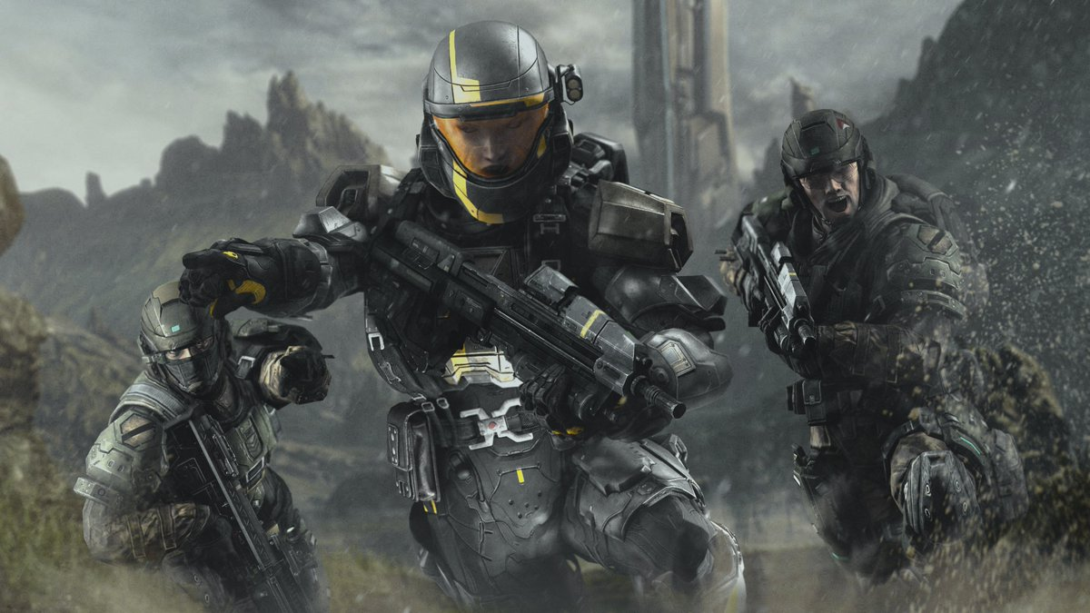 Paul On Twitter Why Did You Use The Nightfall Odst Helmet Just