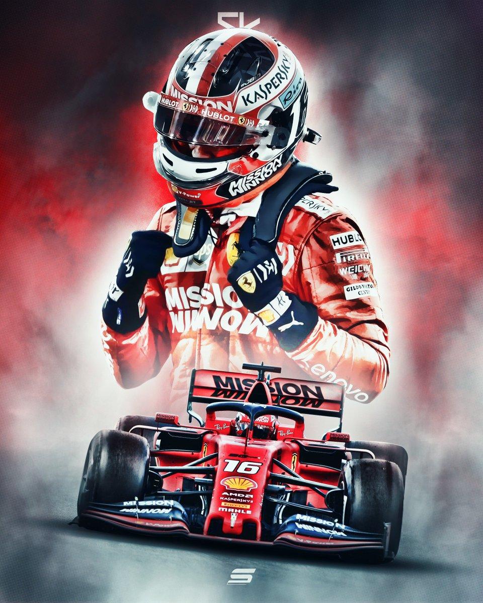 Sevigraphics On Twitter A Dream Come True Charles Leclerc 2019 Wallpaper Scuderiaferrari Formula1 F1 F12019 Ferrari Essereferrari Leclerc Charles16 Https T Co 0dv27vrtn9