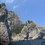 Image for the Tweet beginning: Amazing day in Capri! Truly