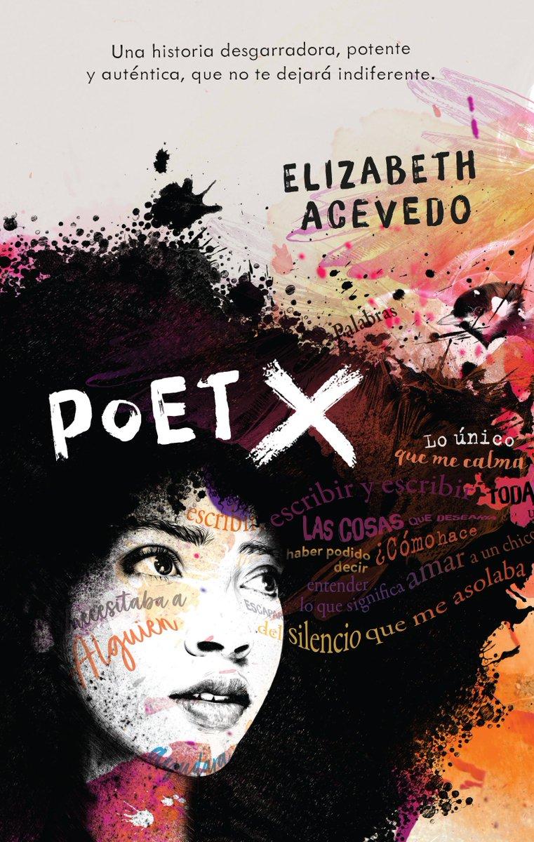 Resultado de imagen de Poet X de Elizabeth Acevedo editorial puck