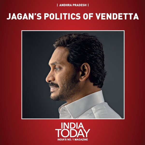 He has been in office for barely a month but Y S  Jagan