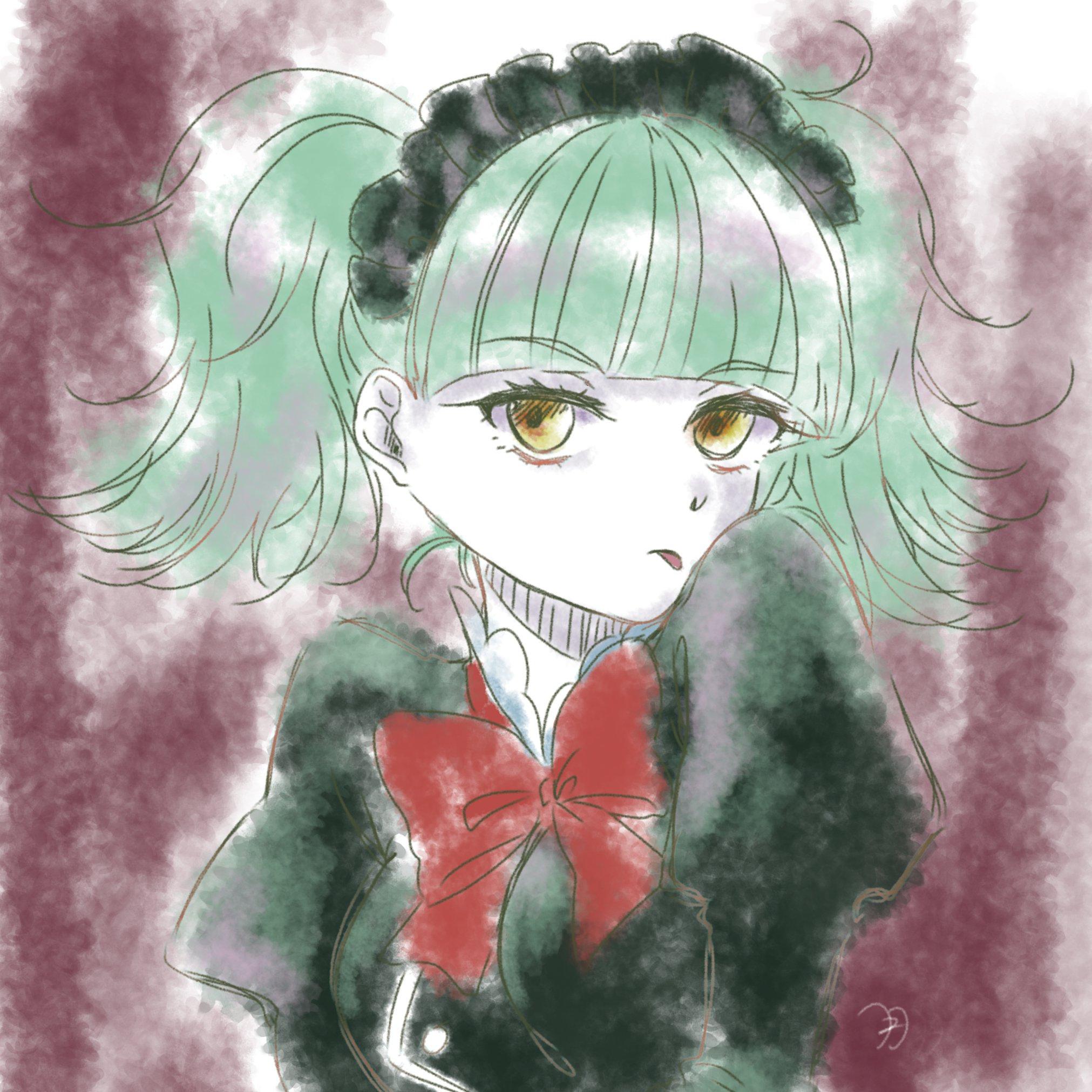 羽月 (@haduki_6v6)さんのイラスト