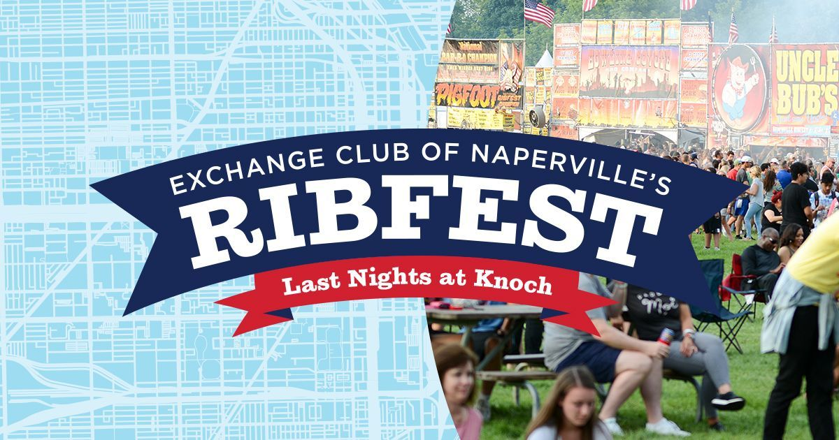 Thank you to the Grand Sponsors of Naperville's Ribfest!  @meijer, @originalnathans, @navistar, @jewelosco, D & J Amusements! #partywithapurpose #lastnightsatknoch  See you at Ribfest!  #napervilleribfest https://t.co/oAMm6amIv8 https://t.co/amZ4Bc0afC