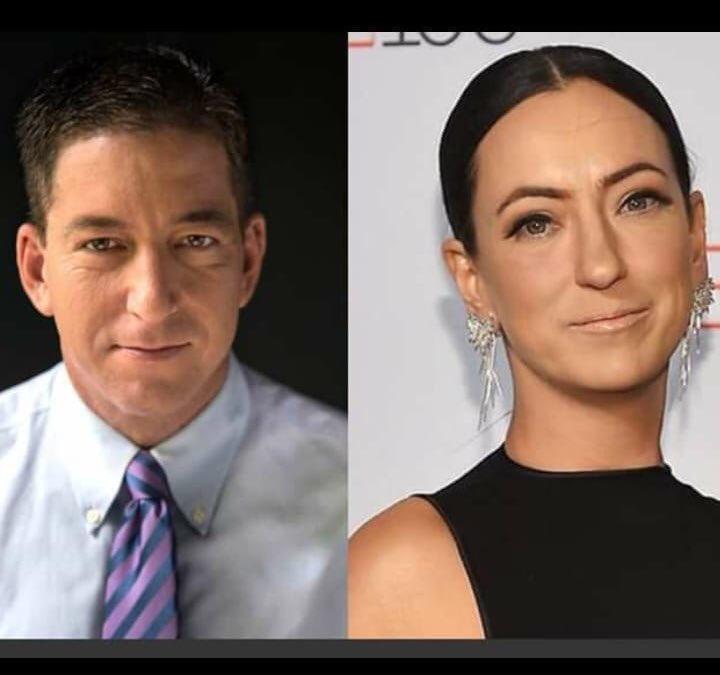 tão falando que a mulher do Moro parece com o Glenn e pior que parece mesmo