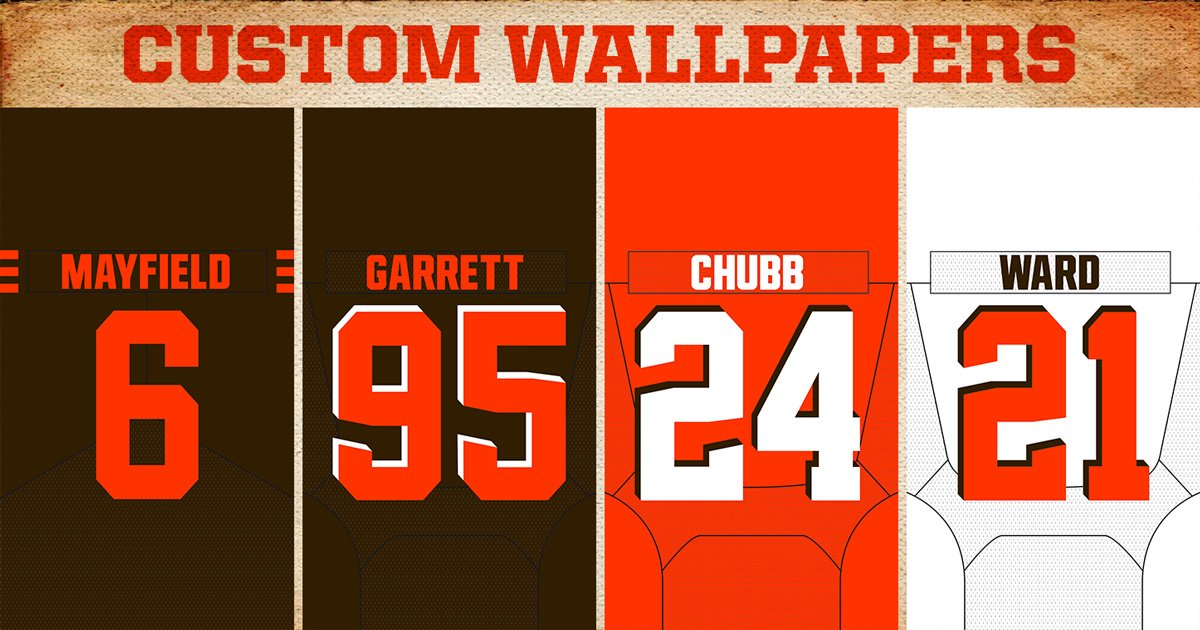 Cleveland Browns On Twitter In Honor Of