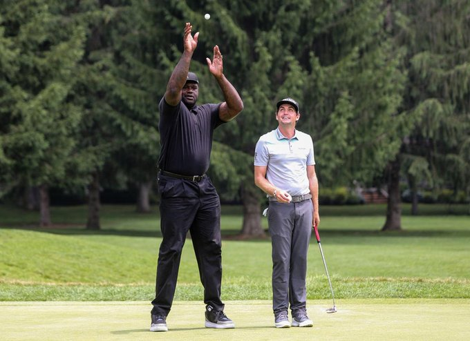 Happy Birthday to our favorite 2015 Wednesday Pro-Am participant, Shaquille O\ Neal!