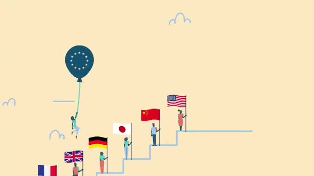 Is the EU still relevant? Its easy to feel small in a sea of big powerful players. But when it comes to population size, trade and economy, we are much better together! Learn more about the EU ahead of #EUelections2019 ↓