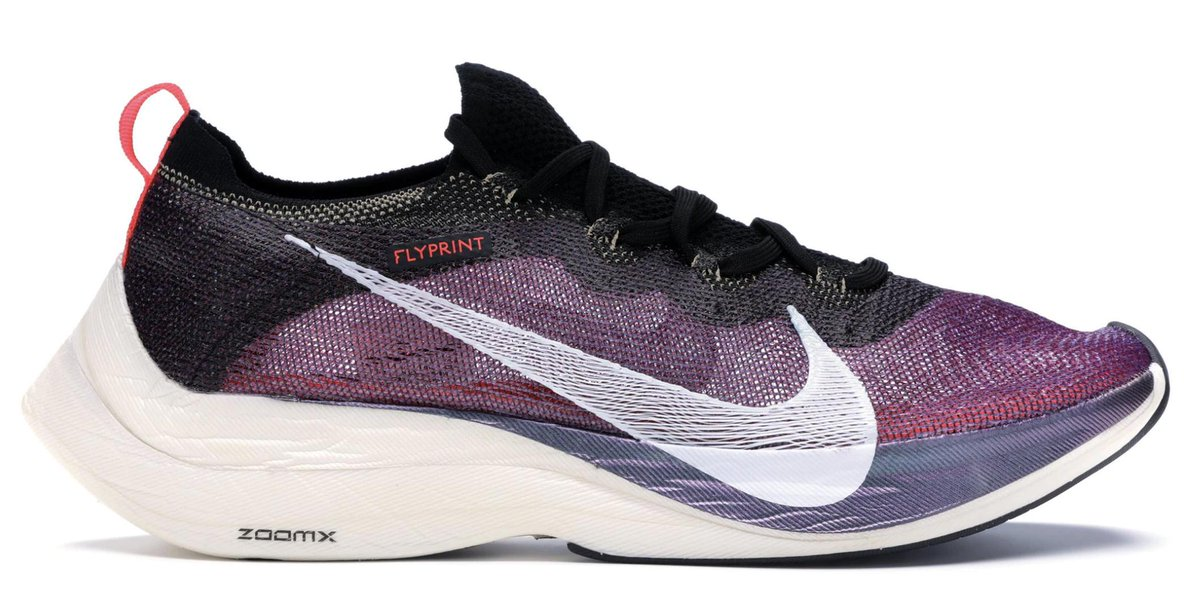 f68d115a109f these nike zoom vaporfly elite flyprint chicago nyc marathon runners retail  for 675 a pair. Share. Facebook