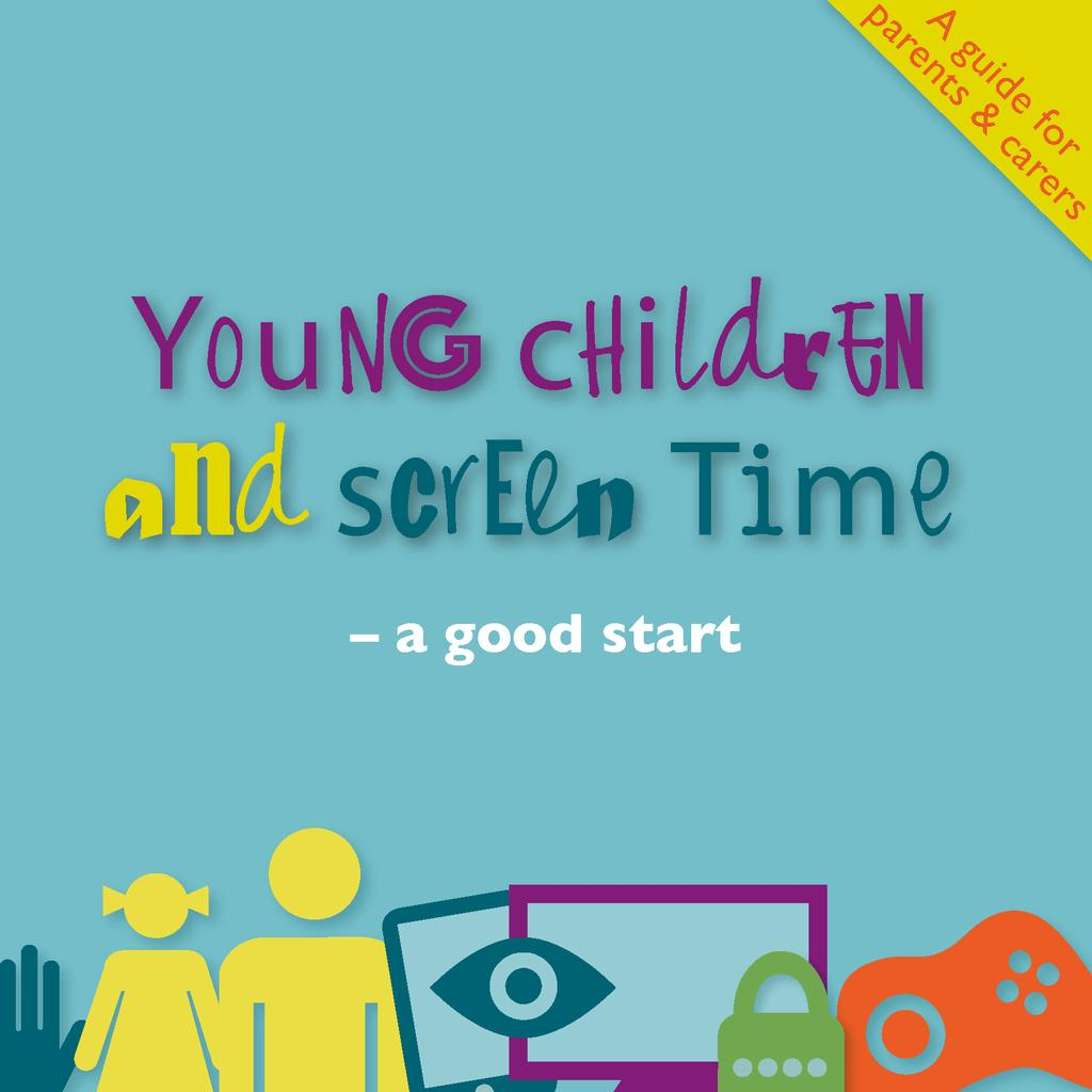 RT @UK_SIC 'Look at how you can establish good habits early on' - Screen Time advice for parents and carers  https://t.co/Tqes4V2VFa