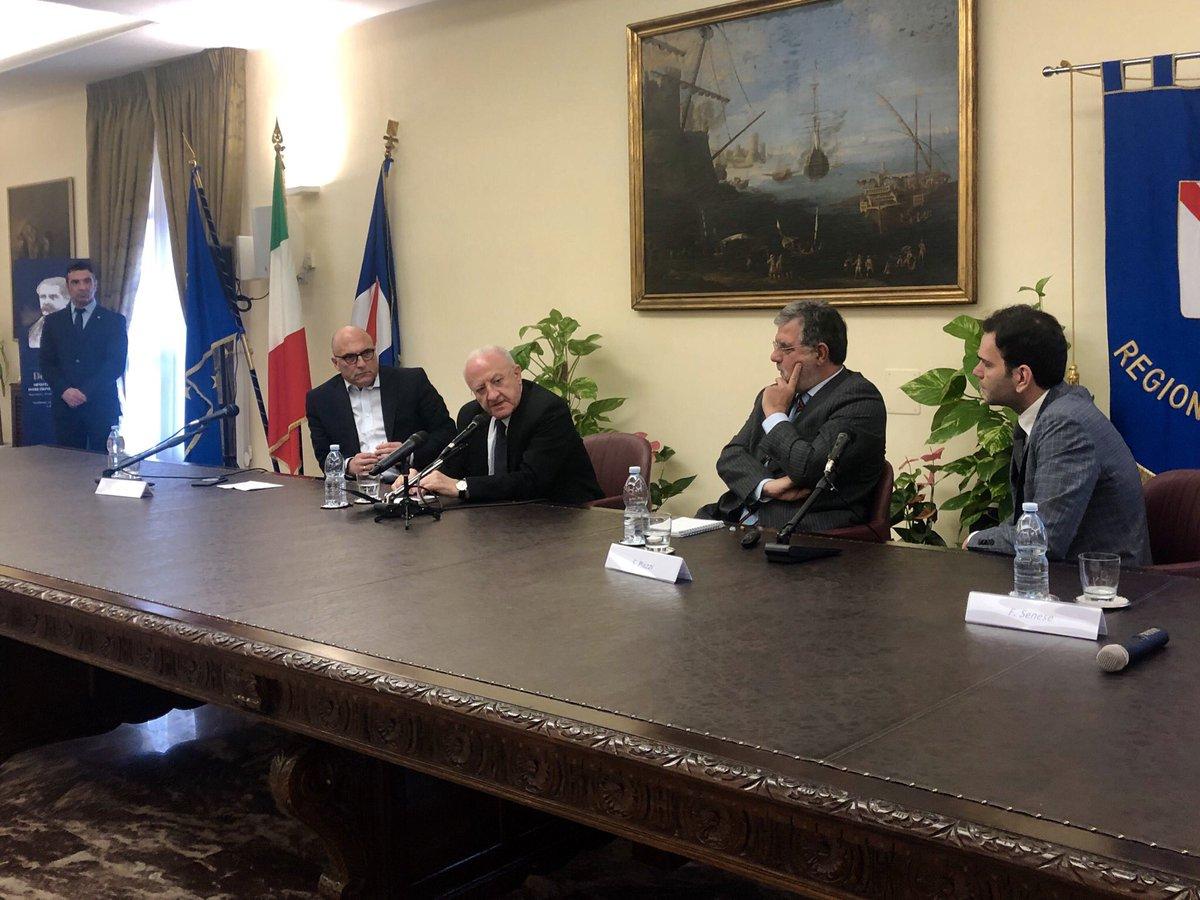 L assemblea parlamentare del Mediterraneo avrà i suoi uffici presso il  Palazzo Pico di Fuorigrotta. Un opportunità per la città di Napoli e per  l Italia ... 6187e280748