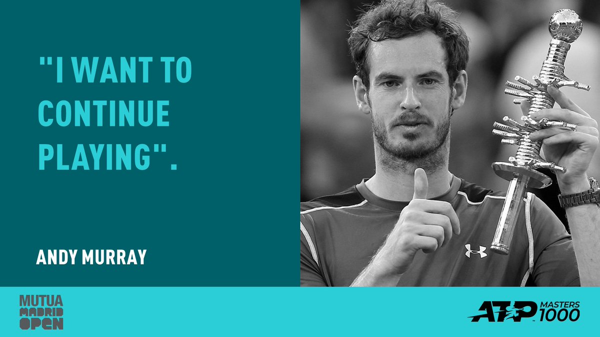 Please, @andymurray  You must to be strong!  <br>http://pic.twitter.com/FqSimwoz9E