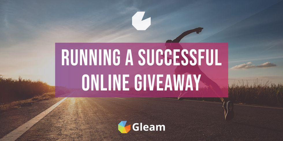 Not sure where to start with your #giveaway? Check out this guide with our top tips to make your campaign a success 👉 gleam.io/blog/successfu… 🏆 Choosing Prizes 👩💻 Which Social Networks 🚀 Promoting Your Giveaway 💰 How to Followup For Sales 😎 Extra Tips & Tricks