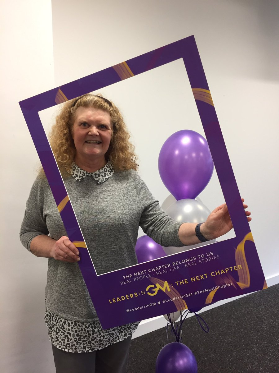 test Twitter Media - Putting the #LeadersInGM #TheNextChapter selfie frame to good use as @NWEmployers wish Janet well with her next chapter. We'll miss you! 🎈🎉 https://t.co/jB9u6oIHaN