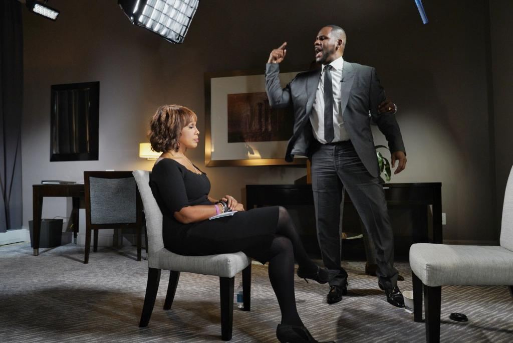 Our culture needed an adult. Gayle King rose to the challenge.