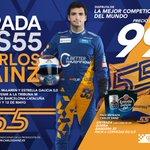 [INFO] 🇪🇸 Carlos Sainz presenta la Grada CS55 para el GP de España 2019 👉 https://t.co/NSwtFLeHbd  🇬🇧 Carlos Sainz launches the Grada CS55 for the 2019 Spanish GP 👉 https://t.co/lS2pMEXPSm  #F1 #SpanishGP 🇪🇸 #carlo55ainz #GradaCS552019