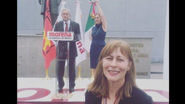 RadioFórmula Tabasco's photo on Tatiana Clouthier