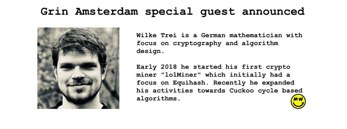 Grin Amsterdam 2019 on Twitter: