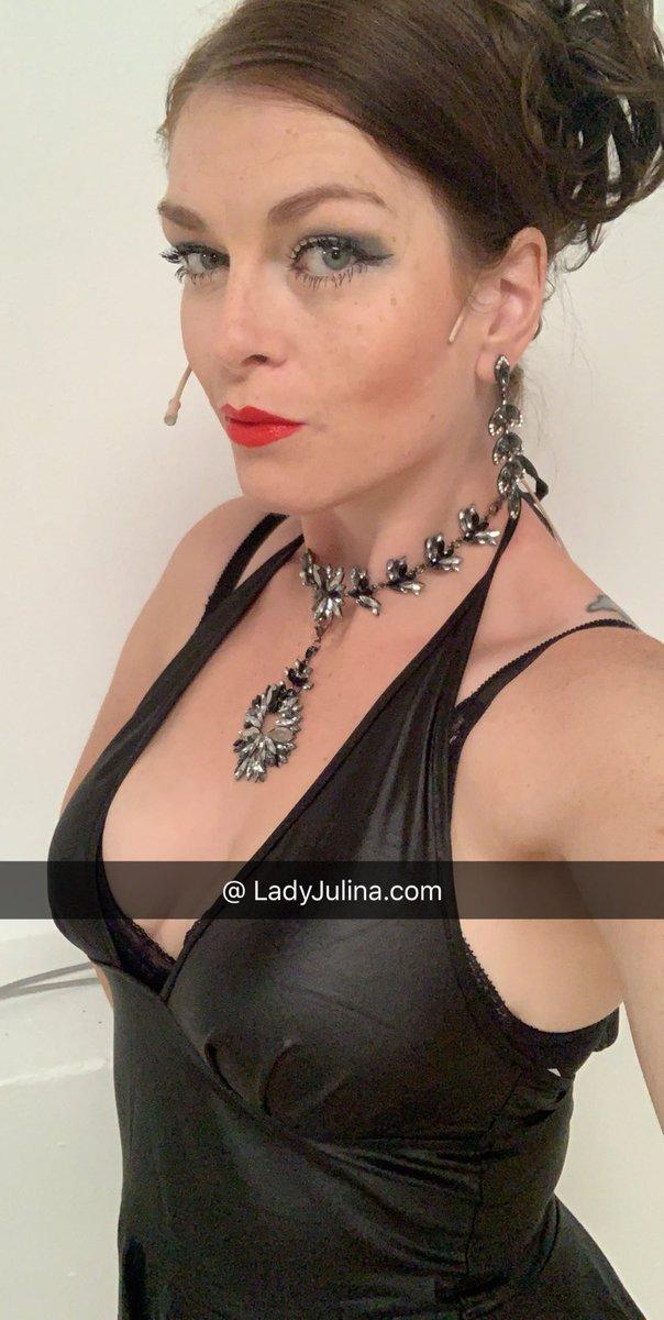 TW Pornstars - Domina Lady Julina. Twitter. Ein kleiner