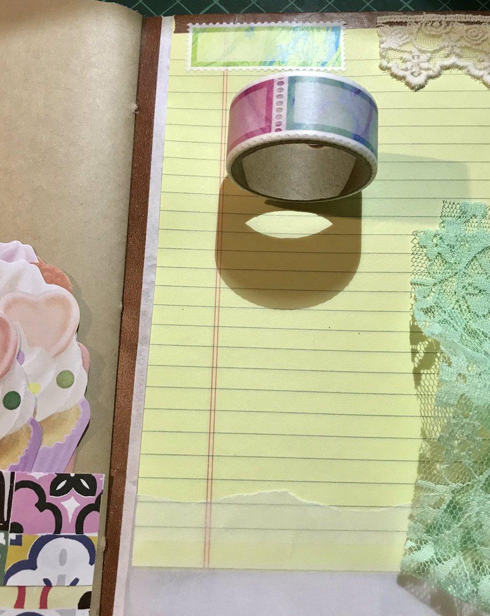 test ツイッターメディア - この前セリアさんんで買ったマステ♪  切手風な縁で水彩のカラーもページに合わせやすくて タイトルとか書くのにええ感じ♪勿論手帳にも♪  #ジャンクジャーナル  #セリア  #マステ  #水彩 https://t.co/Lyb818wcel