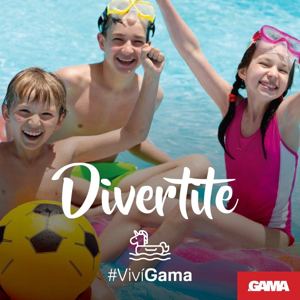 😍Disfrutá la pileta con amigos! Revivamos el #carnaval en Alto Villasol!  #GAMA #Pileta #Carnaval #Felicidad #Jugar https://t.co/xdG9DskxMb