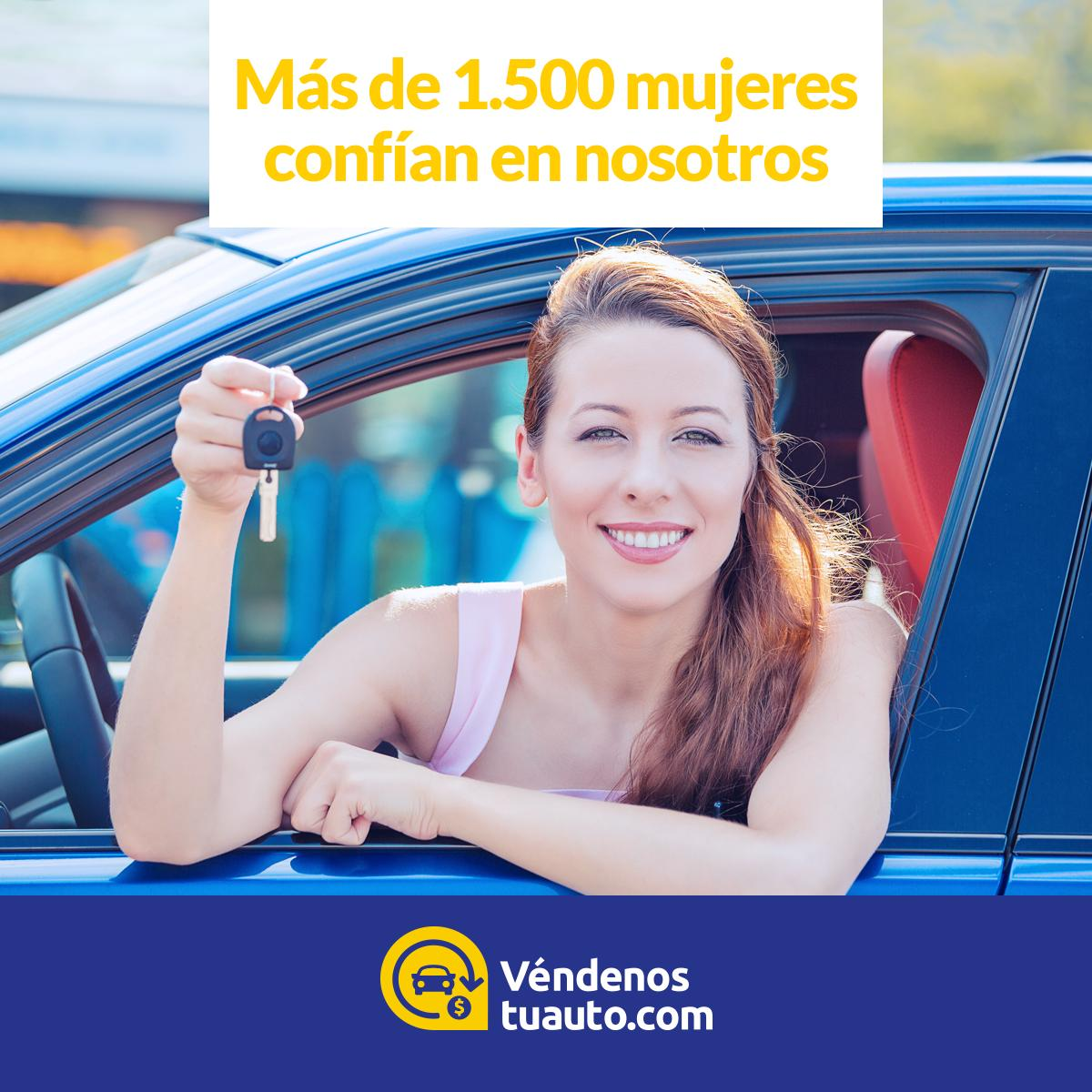 ¡Marzo mes de las mujeres! 👩 🌹 #SabíasQue más de 1.500 mujeres confiaron en nosotros y nos vendieron sus autos.  #Autos #Chile #Mujer #Véndenostuauto #Marzo https://t.co/kGZwEjvRYe