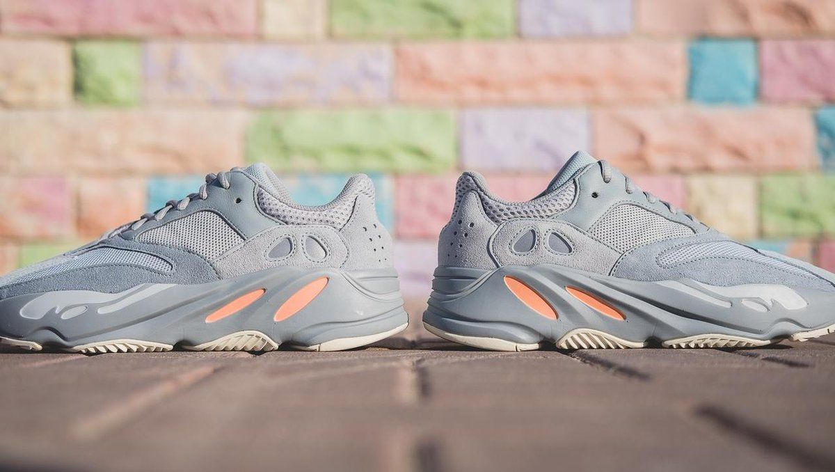 "44e3230d6 The adidas Yeezy Boost 700 ""Inertia"" will release in-store at 10am on Sat  March 9th⁣ - http   bit.ly 2tQ2vug Release Mechanism ⁣ • First come"
