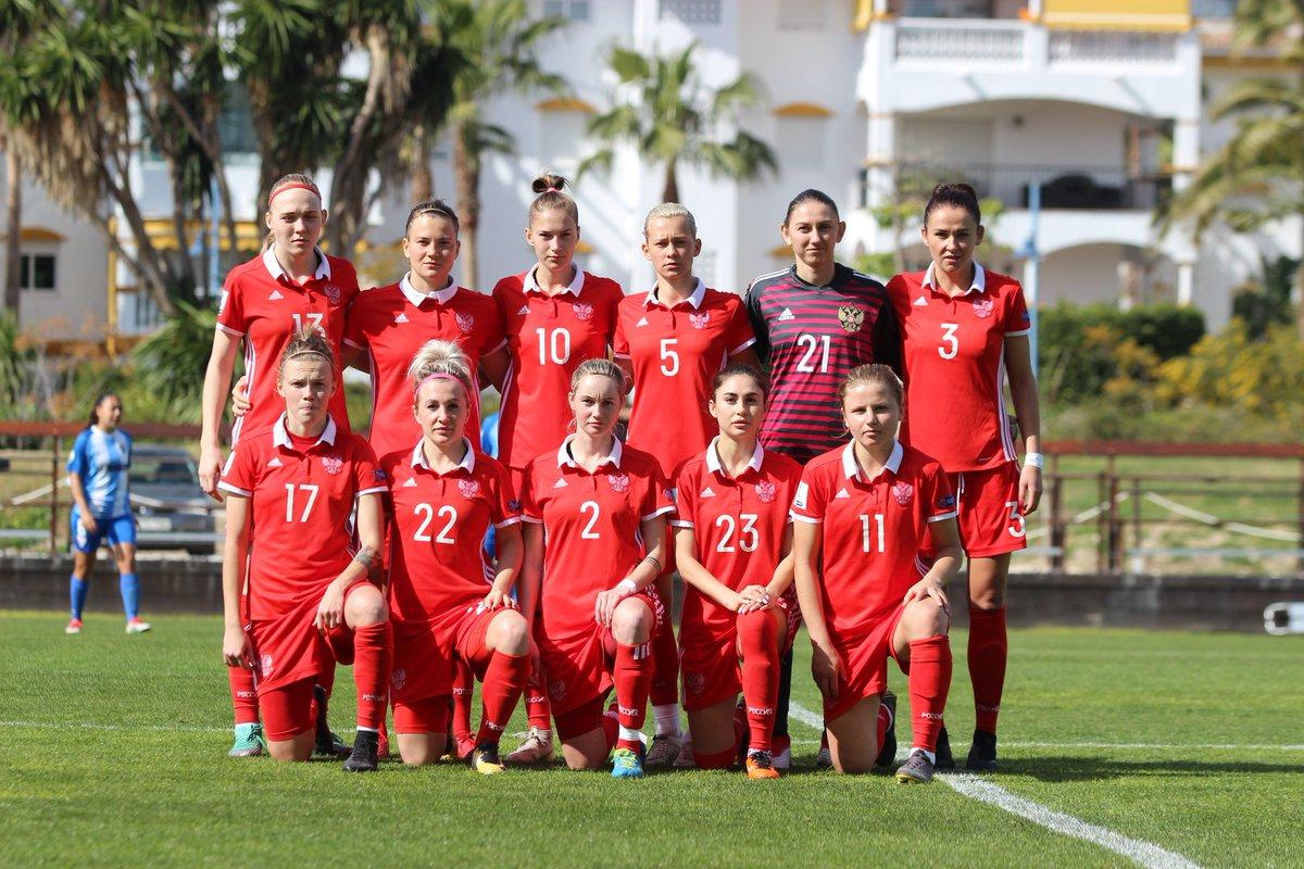 фото футболистов женской сборной россии пошел