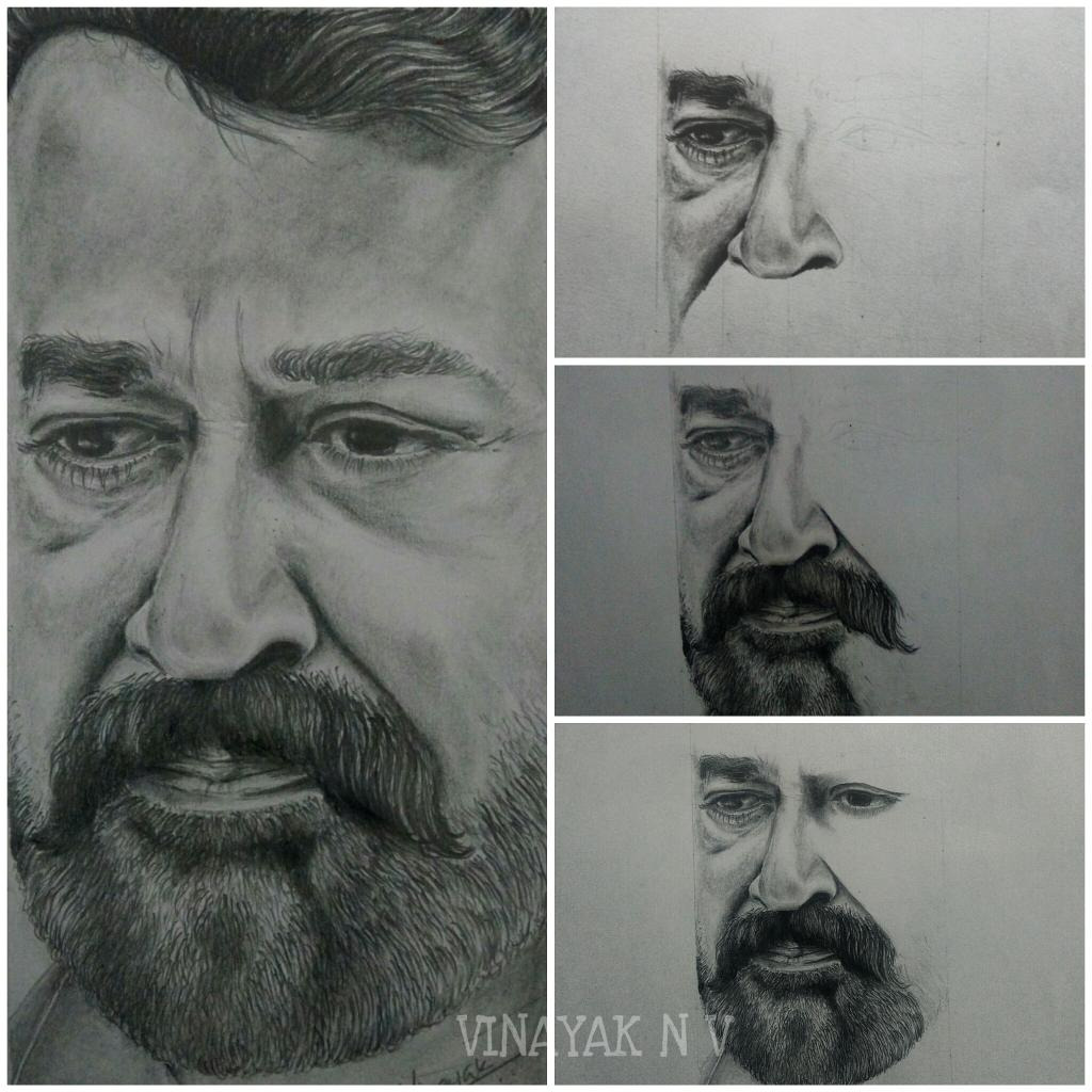 N v on twitter lucifer my drawing 😉 lucifermovie mohanlal prithviofficial mohanlalmovies mohanlalfanz keralabo1 lucifercharacterposters