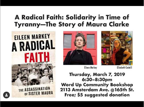 The Assassination of Sister Maura A Radical Faith