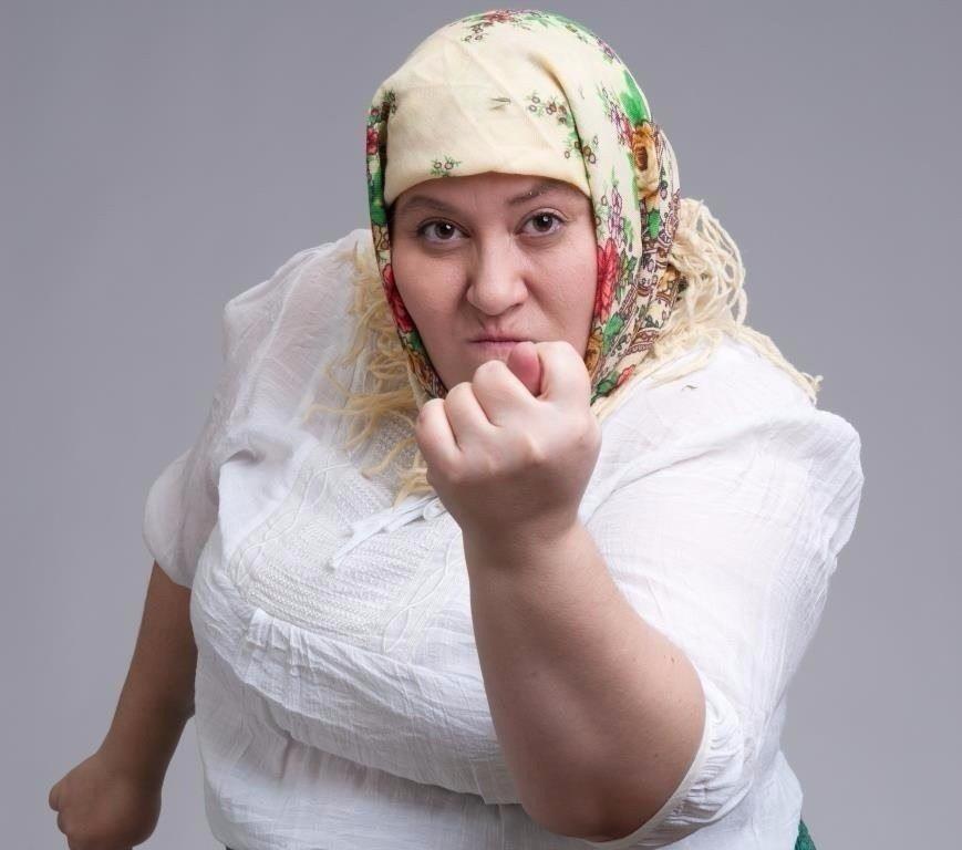 Русская баба смешные картинки, картинка налог открытка