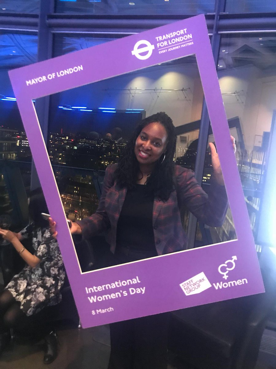 Great to speak at @TfL women's staff network in the run up to #IWD2019 These #phenomenalwomen are ready to build the foundations for an escalator of success so all women no matter their background can achieve. #BalanceforBetter<br>http://pic.twitter.com/tQwqbuD9V9
