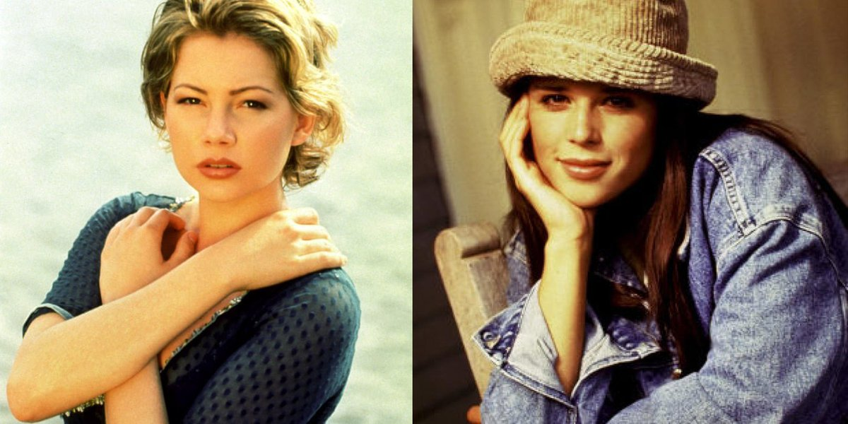 Forever Young Adult On Twitter Michelle Williams Vs Neve