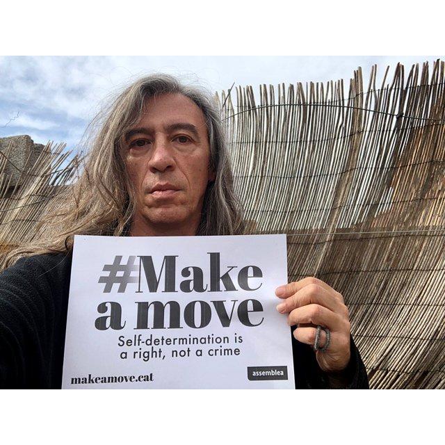No és un delicte, és un dret. #MakeAMove