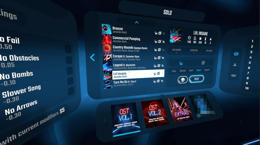 beat saber ps4 dlc 2020