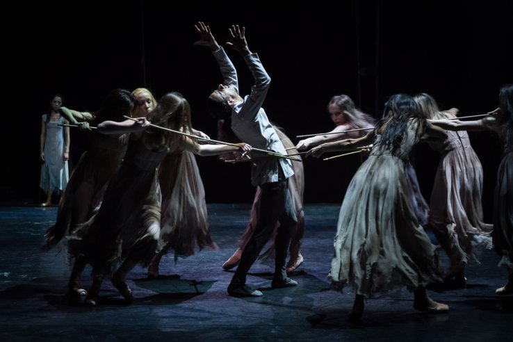 Angel Corella discusses the heartbreakingly beautiful ballet, Giselle https://bit.ly/2BY8yBp