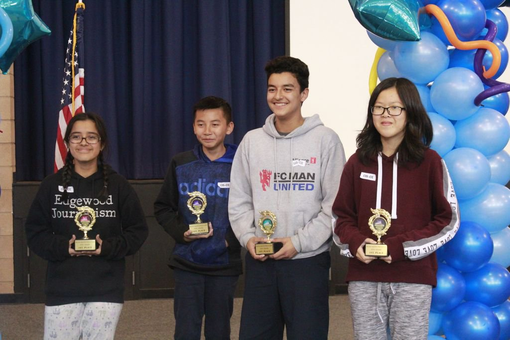 We are very proud of our Torch Middle School and Edgewood Academy students for competing in our Math Field Day, and we wish our first place winners good luck in the Los Angeles County Math Field Day competition! #Bassett #Education #Learning #edchat #publicschool #mathfieldday