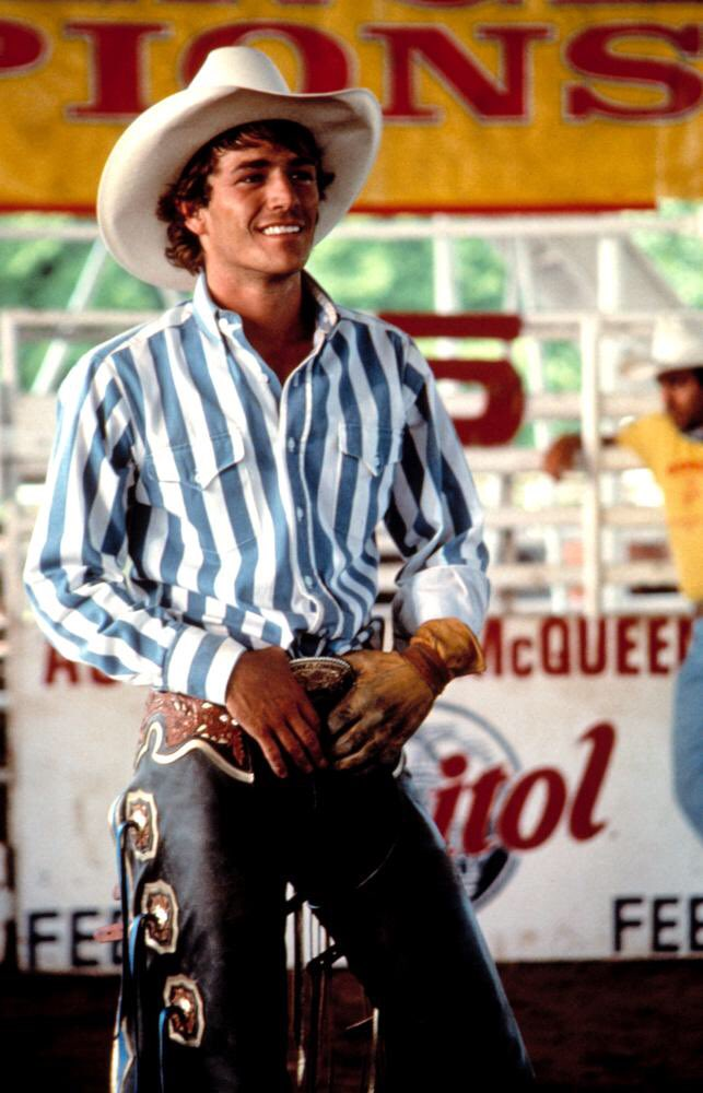 RIP Luke Perry known to many for his iconic role as Lane Frost in the film 8 seconds. Thank you for your support of rodeo over the years. You will be missed. #riplukeperry