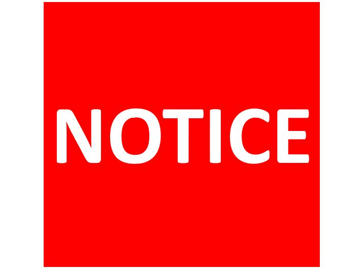 NOTICE: Water Services Outage #Bruderheim will have disruption in water service Mar 6 from 2pm-7:30pm to complete repairs needed after water main line ruptured Feb 20, which caused fire hydrant adjacent to water line to go out of service. Tips & updates:   https://bit.ly/2Vvd5Cs