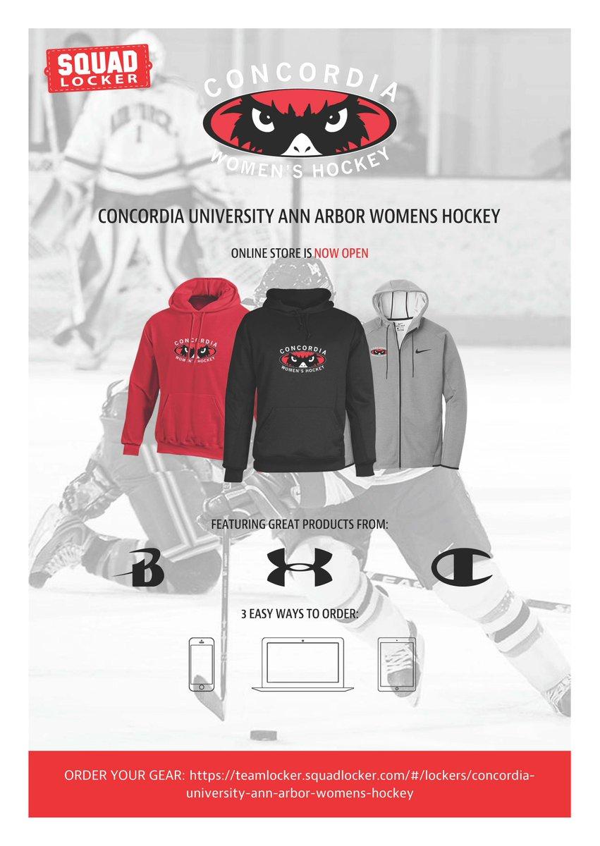 d32a722d3ddf Concordia W Hockey ( CUAA WHockey)