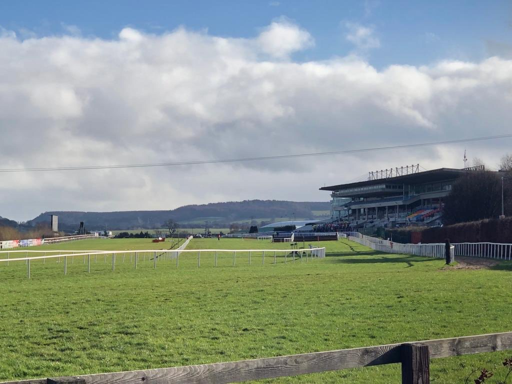 test Twitter Media - What a difference in 24 hours down at our Reverse Head On camera position @LeopardstownRC !! @GoRacing @RacingTV https://t.co/uXeyWfD1CG