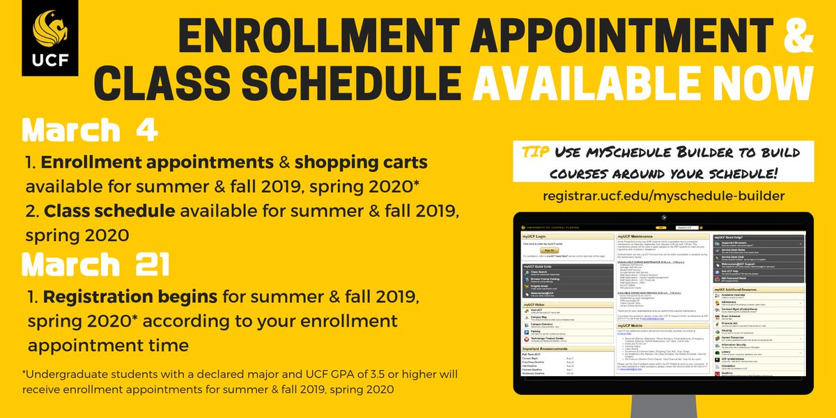 Ucf Spring 2020.Ucf First Year Advising On Twitter Enrollment Appointments