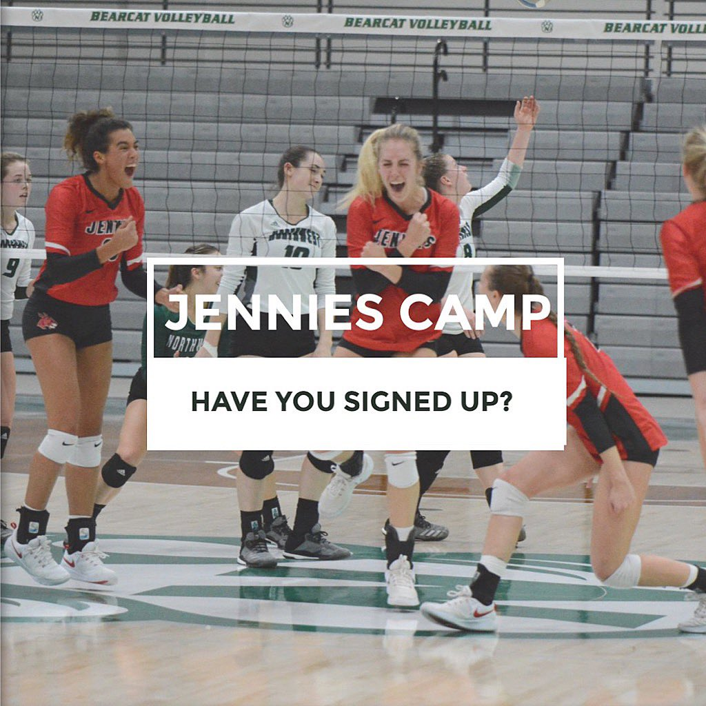 We are all counting down the days until summer...because that means Jennies Volleyball Camp! Make sure you get your spot before they are all filled!   #snoutsout🤘🏼❤️🐴  #jenniesvolleyball