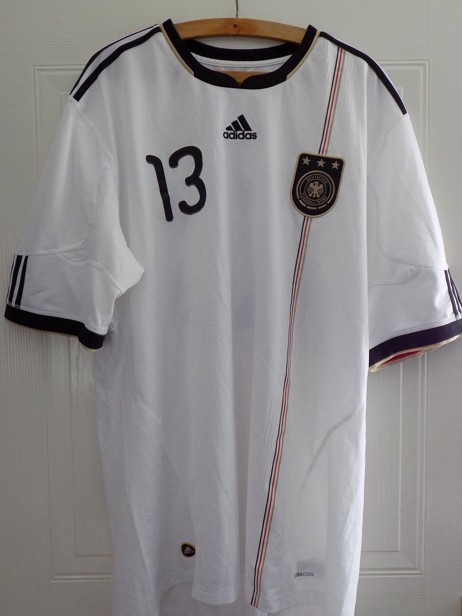 ... XXXL --  https   www.ebay.co.uk itm Adidas-Germany-RARE-Home-Shirt -2010-11-Jersey-MICHAEL-BALLACK-13-Size-XXXL- 223055483123  …pic.twitter.com Xah2D3AUxA b4683de16